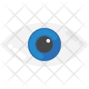 Human Eye Open Icon