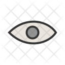 Eye Vie Vision Icon