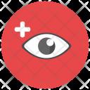 Eye Correction Vision Icon