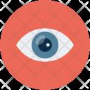 Eye Vision Eyesight Icon