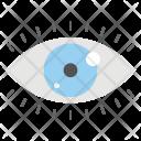 Eye Organ Body Icon