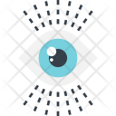 Eye Review Search Icon