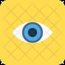 Eye Body Organ Icon