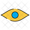 Eye Camera Protection Icon