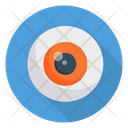Eye Eyeball Halloween Icon