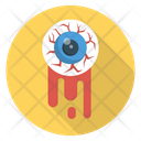 Eye Blood Scary Icon