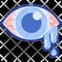 Eye Allergy Allergy Eye Icon