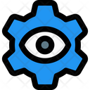 Management Eye Look Icon