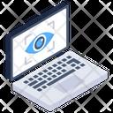 Eye Authentication Icon