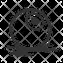 Eye Ball Cruelty Dead Icon