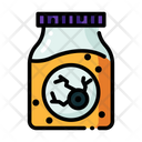 Eye Ball Eyeball Bottle Icon