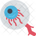 Eye Ball Pirate Icon