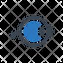 Eye Retina Lens Icon