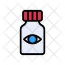 Eye Bottle Injection Icon