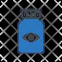 Eye Bottle Icon