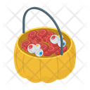 Eye Bucket Icon