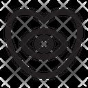 Eye Car Icon