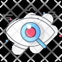 Eye Care Checkup Icon