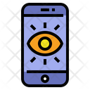 Eye Care Mobile Icon