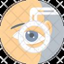 Eye Checkup View Icon