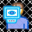 Personal Eye Treatment Icon