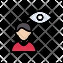 Eye Checkup Medical Icon