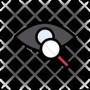 Eye Checkup Search Icon