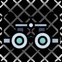 Eye Checkup Icon