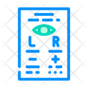 Eye Checkup Report Icon