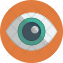 Eye Checkup Test Icon