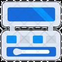 Eye Color Kit Icon