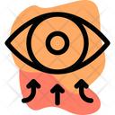 Eye Contact Eye Virus Disease Icon