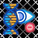 Disease Eye High Icon