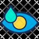 Eye drop Icon