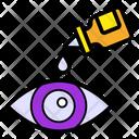 Eye Drop Medicine Dropper Eyedropper Tool Icon