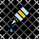 Dropper Drop Medical Icon