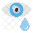 Eye Drops Infection Icon