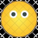 Eye Emoticon Icon