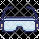 Eye Frame Eyeglasses Eyewear Icon