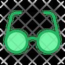 Eye Glass Glasses Icon