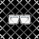 Glasses Optical Eyewear Icon
