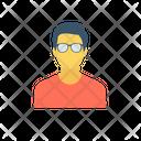 Eye Glasses Icon