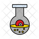 Eye In Bottle Icon