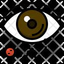 Eye Infection Virus Icon