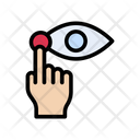 Eye Contactlens Eyesight Icon