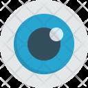 Eye Look Optic Icon
