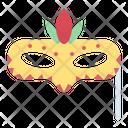 Mask Birthday Party Icon