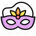Mask Festival Birthday Icon