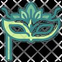 Eye Mask Party Celebration Icon