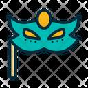Eye Mask Party Party Mask Celebration Icon